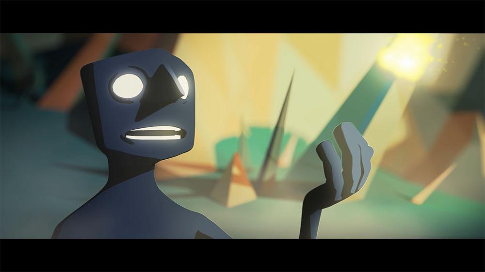 Animated Short – I'M