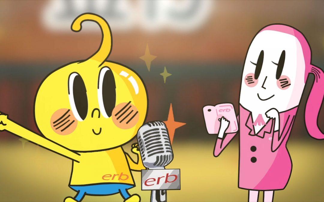 ERB Promo Animation