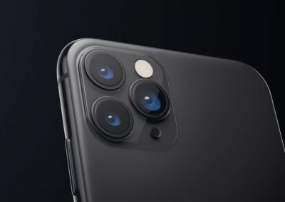 iPhone 11 Pro – 3D Product Animation